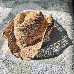Peter Grimm cowgirl straw hat